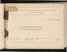 Sprawozdanie statystyczne z wykonania planu oraz o sytuacji gospodarczej powiatu Bielsko za rok 1968