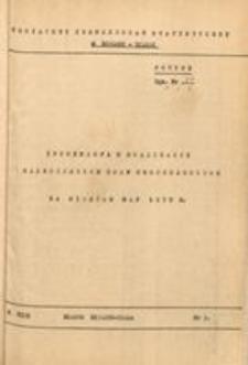 Informacja o realizacji ważniejszych zadań gospodarczych, 1970, nr 5