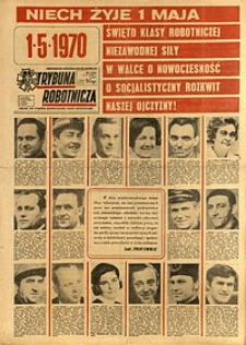 Trybuna Robotnicza, 1970, nr102